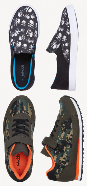 Camo Cool Shoe Pack