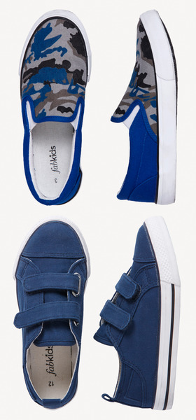 True Blue Shoe Pack