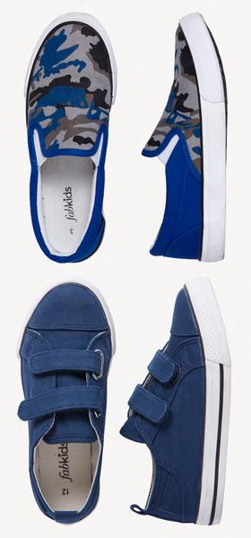 True Blue Shoe Pack