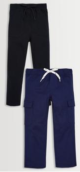 Harem & Cargo Pant Pack