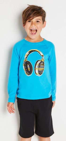 Rockin' Headphone Outfit