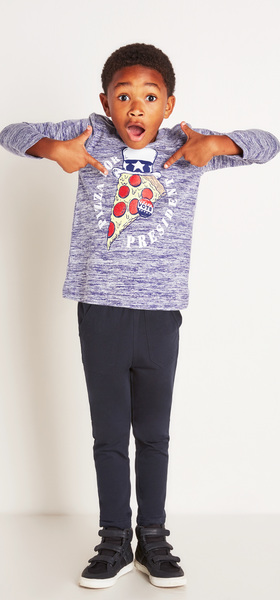 Pizza For President Outfit