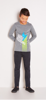 Snowboard Graphic Outfit