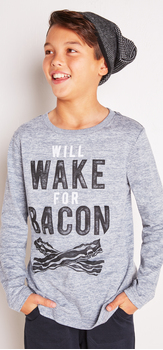 The Wake For Bacon Outfit