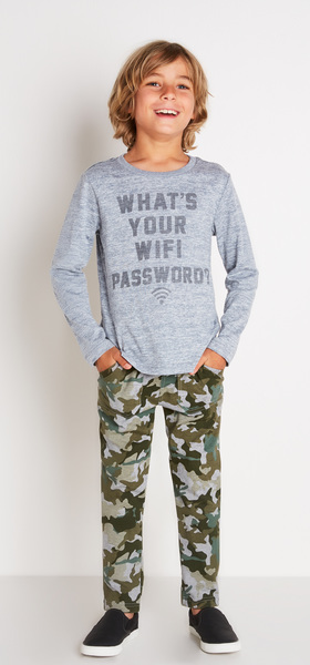 Wifi Password Outfit