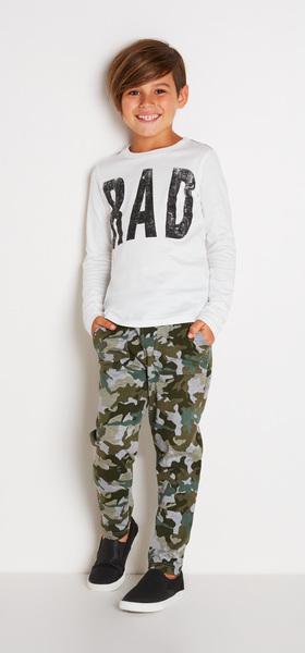Rad Camo Outfit