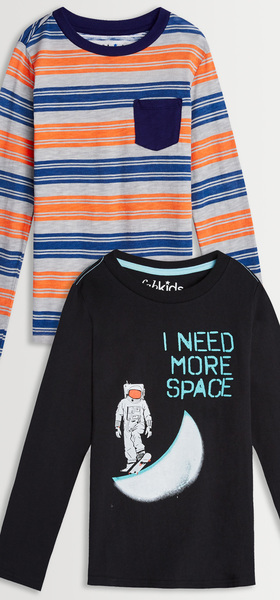 More Space Tee Pack