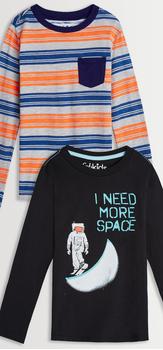 More Space Tee Pack