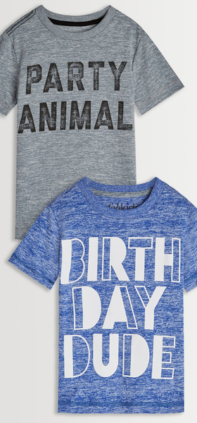 Party Animal Tee Pack