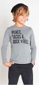 The Peace & Rock Outfit