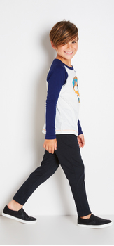 The Skull Raglan Outfit
