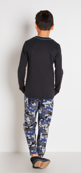 Bass Camo Outfit