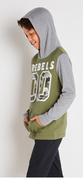 The Rebel Hoodie Outfit