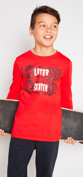 The Later Skater Outfit