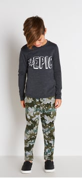 Epic Camo Outfit
