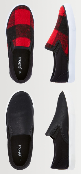 The Slip On Shoe Pack