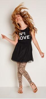 Cheetah Love Tutu Outfit