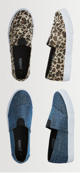 Canvas Slip On Shoe Pack