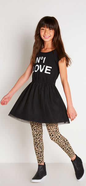 The Love Dress Outfit