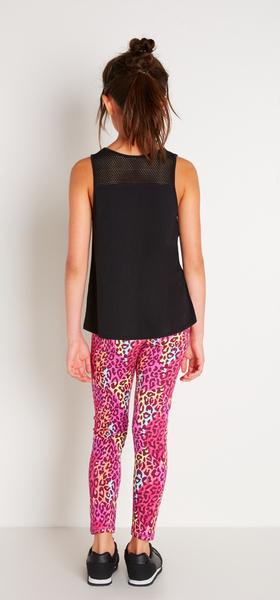 Mesh Cheetah Outfit