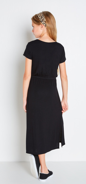 Midi T-Shirt Dress Outfit