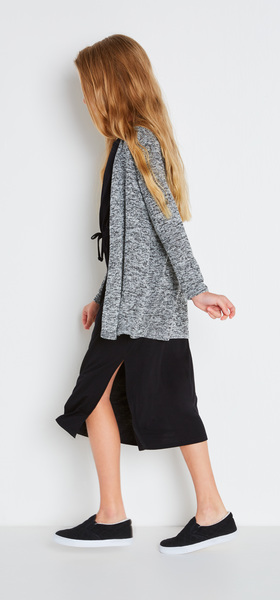 The Midi T-Shirt Dress Outfit
