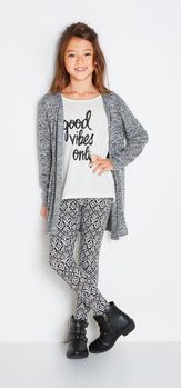 The Good Vibes Tribal Outfit