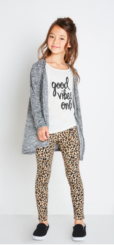 The Good Vibes Cheetah Outfit