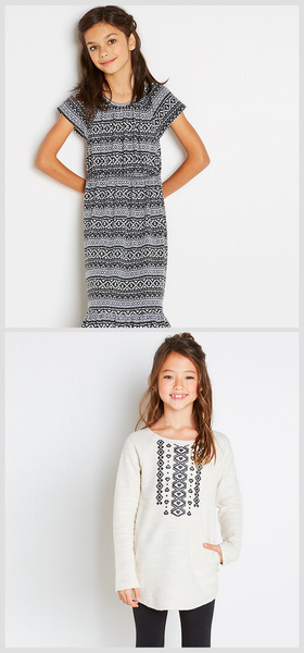 Tribal Maxi + Tunic Pack