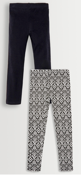 Black Mosaic Tribal Legging Pack