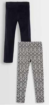 Black Mosaic Tribal Legging Pack