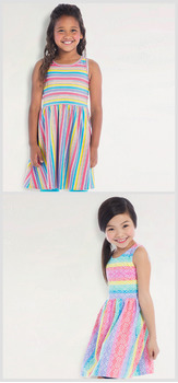 Stripe Summer Dress Pack