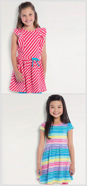 Stripe Dress Pack