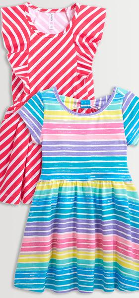 Stripe Dress Pack