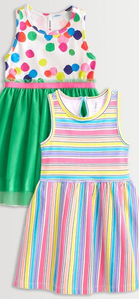 Tutu & Skater Dress Pack