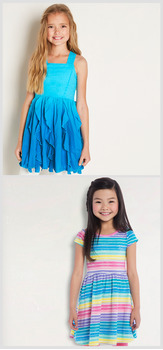 Blue Summer Dress Pack