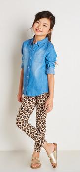 Safari Chambray Outfit