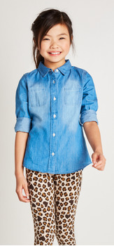 Safari Chambray Outfit