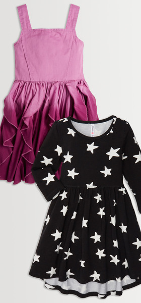 Rocker Princess Dress Pack