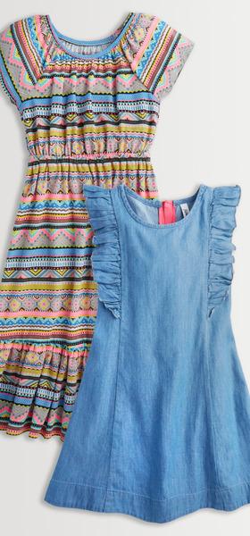 Maxi & Chambray Dress Pack