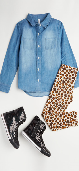 Safari Outfit W/ Shoes