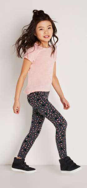 Pink Leopard Outfit