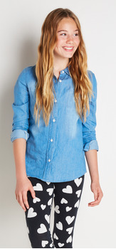 Love Chambray Outfit