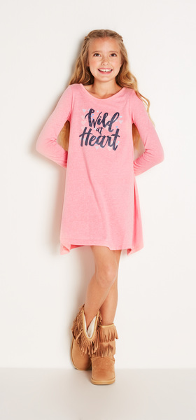 The Wild At Heart Dress Outfit