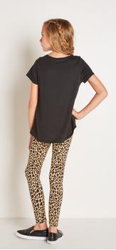 Cake + Cheetah Outfit