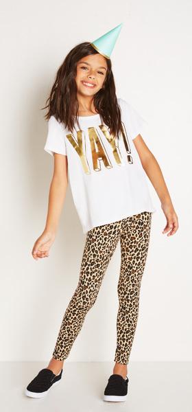 Yay! Cheetah Outfit