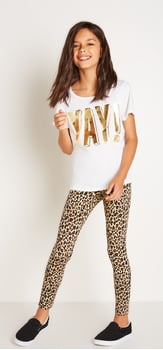 Yay! Cheetah Outfit