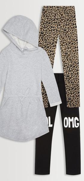 Graphic + Cheetah Bonus Box