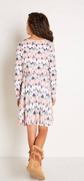 The Chevron Dress Outfit