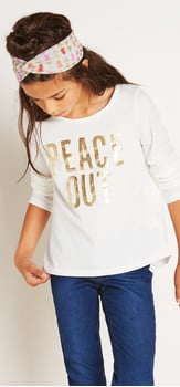 The Peace Out Outfit